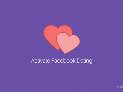 activate facebook dating now